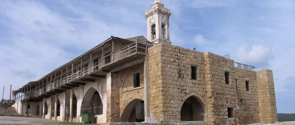 Монастырь апостола Андреаса