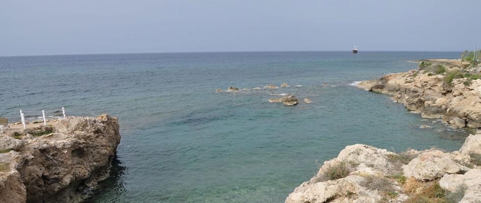 Пасмурный день на Кипре