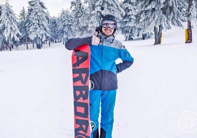 Сyprus ski resort