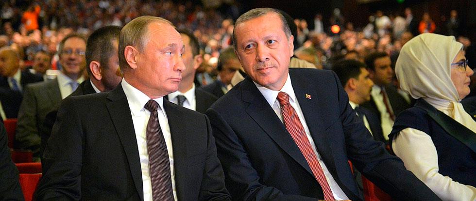 Акинчи и Путин
