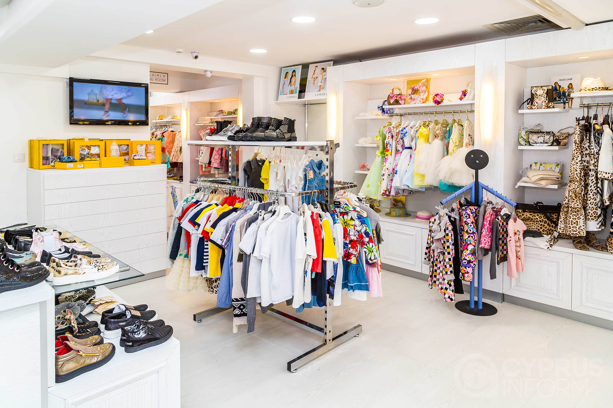 Children clothing stores