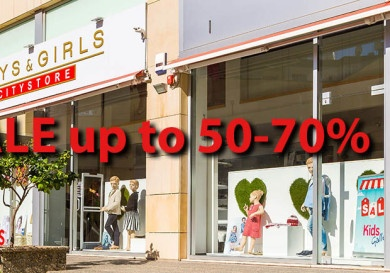 Boys & Girls kids clothes Cyprus sale