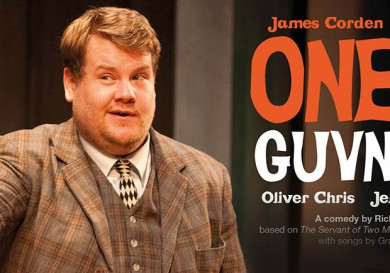 One Man, Two Guvnors - NT Live