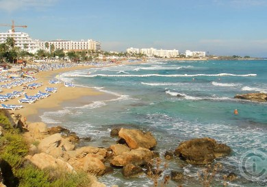 Protaras beach - Cyprus