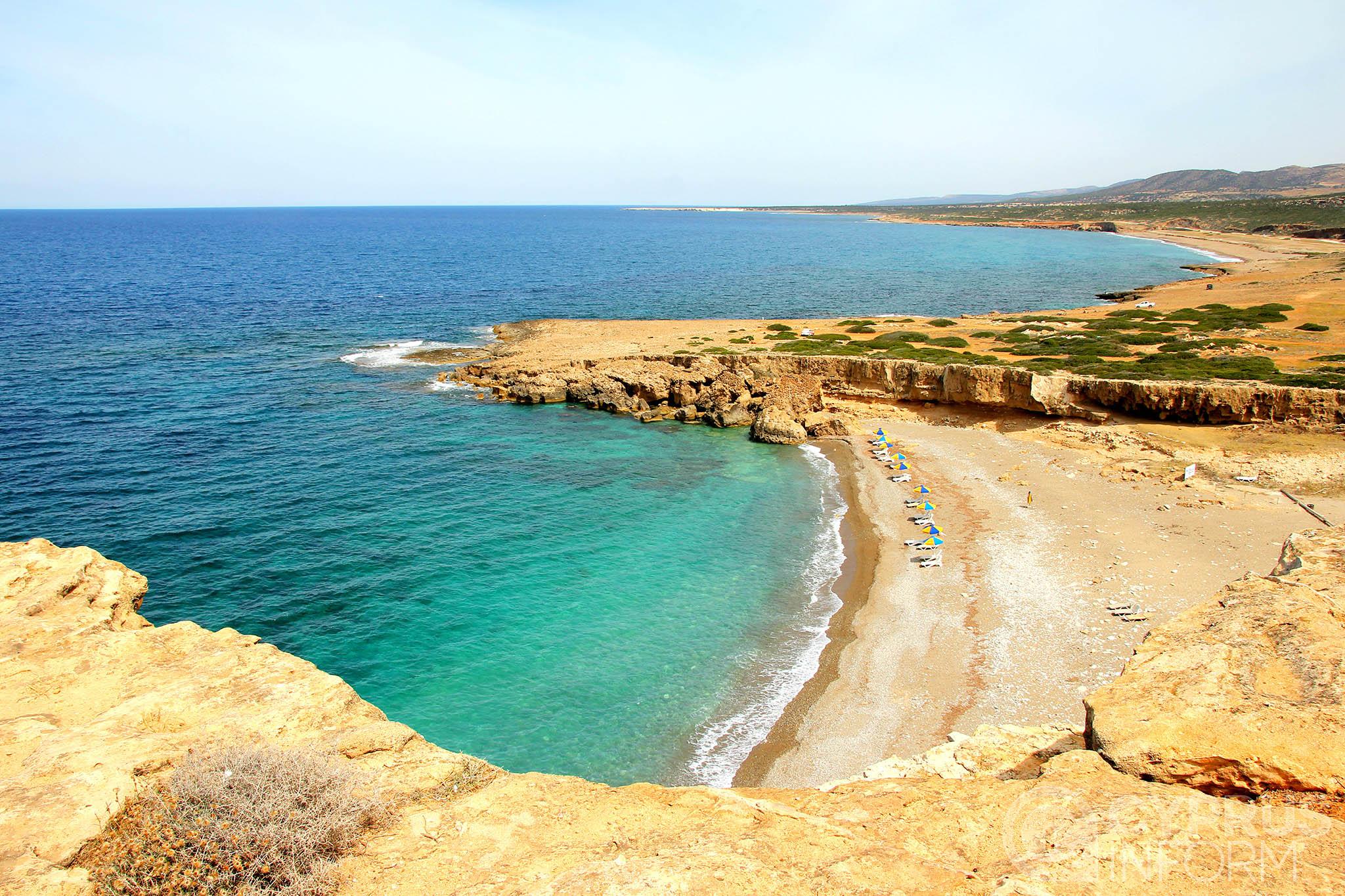 Sandy Water Beaches In Cyprus Best