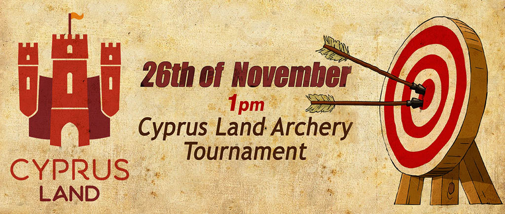Archery Tournament Cyprus Land