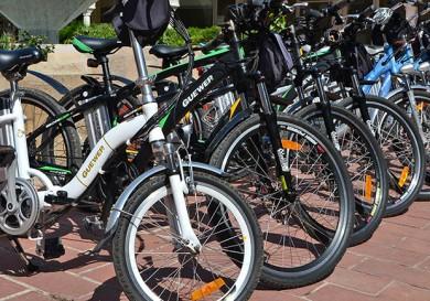 L. F. Cyprus E-bike: электрические велосипеды на Кипре