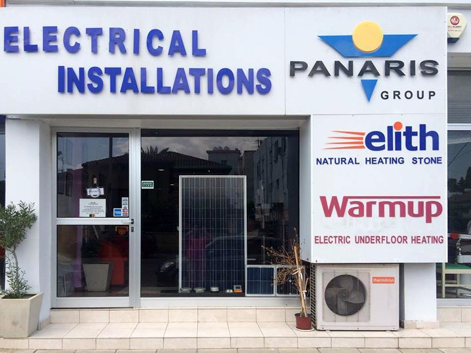 Panaris & Associates Electrotherm Ltd
