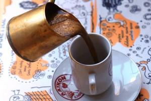 Zanettos Tavern - кипрский кофе