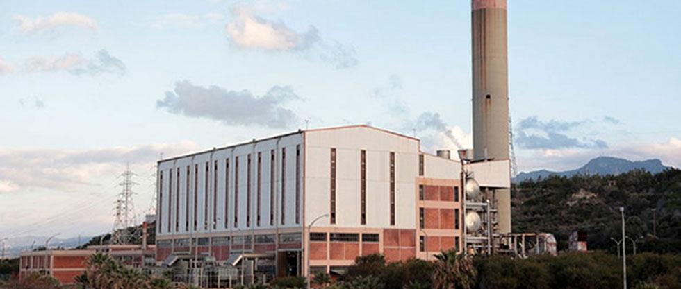 Электростанция в Кирении