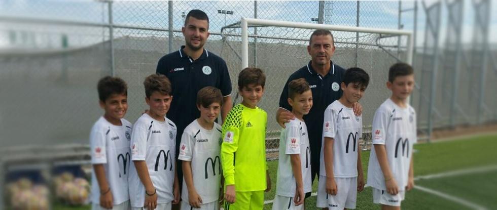 Сотрудничество Cyprus Land и Футбольной академии Lemasia
