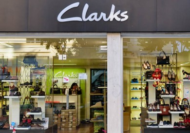 Clarks Shoe Store Cyprus
