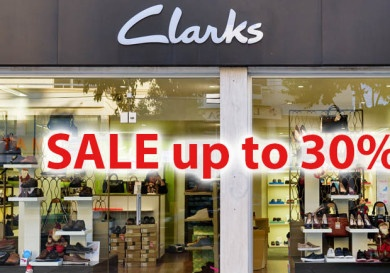 Clarks: Men's, women's and children's shoes in Cyprus