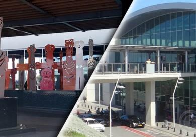 Larnaca & Paphos airports Cyprus