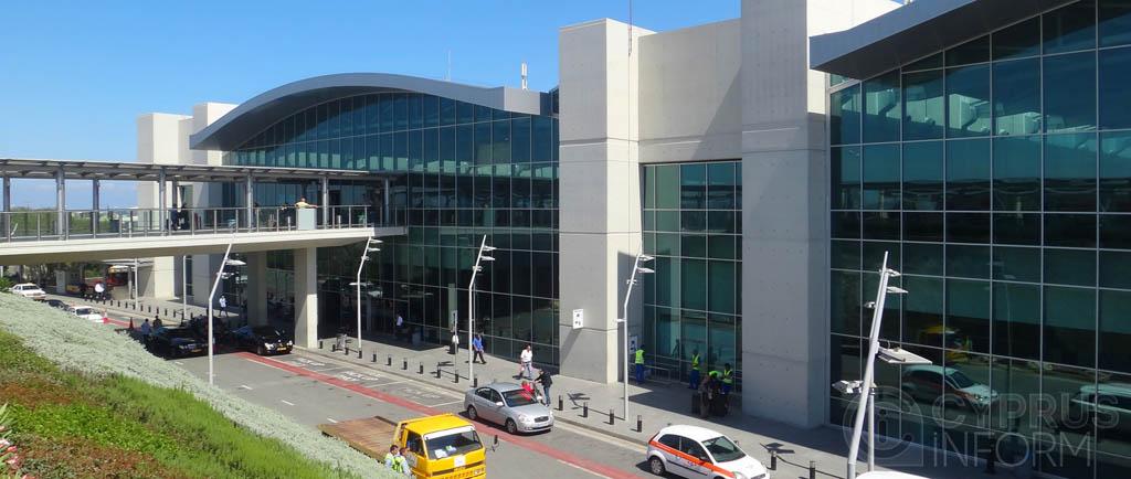 Larnaca Airport Cyprus