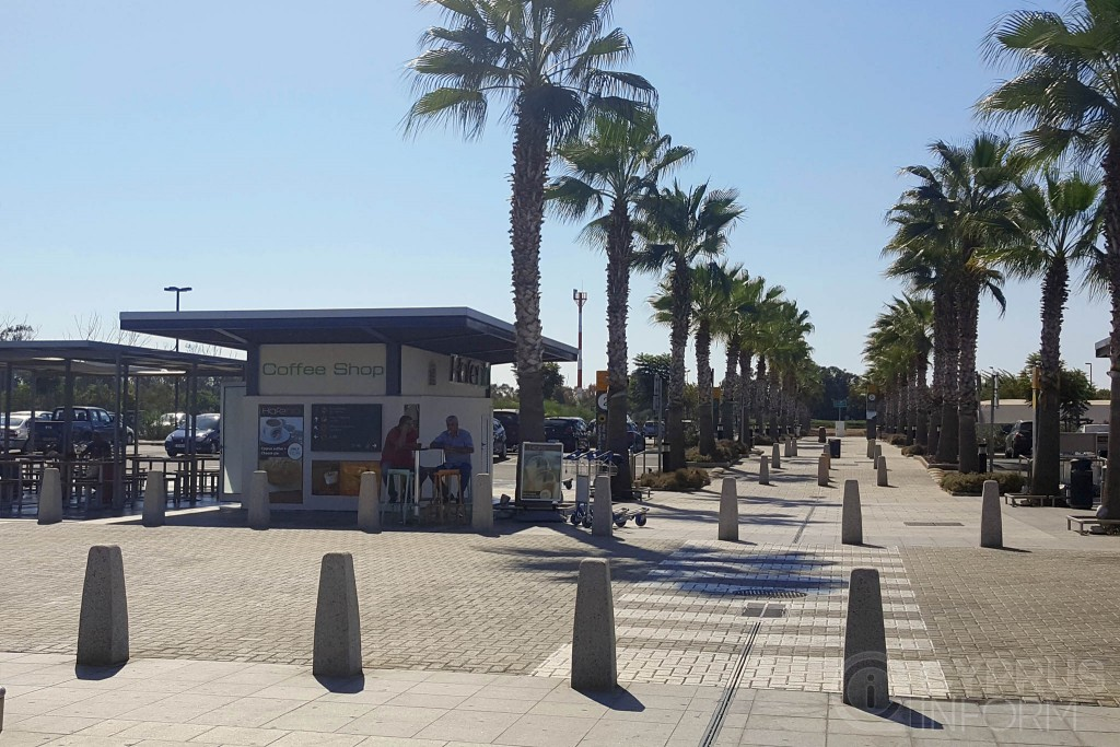 Paphos Airpot Cyprus