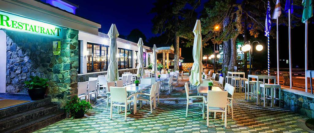 Troodos hotel Cyprus