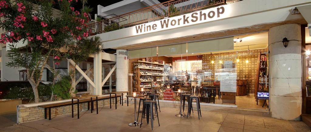 Wine Workshop - Wine Store Paphos Cyprus