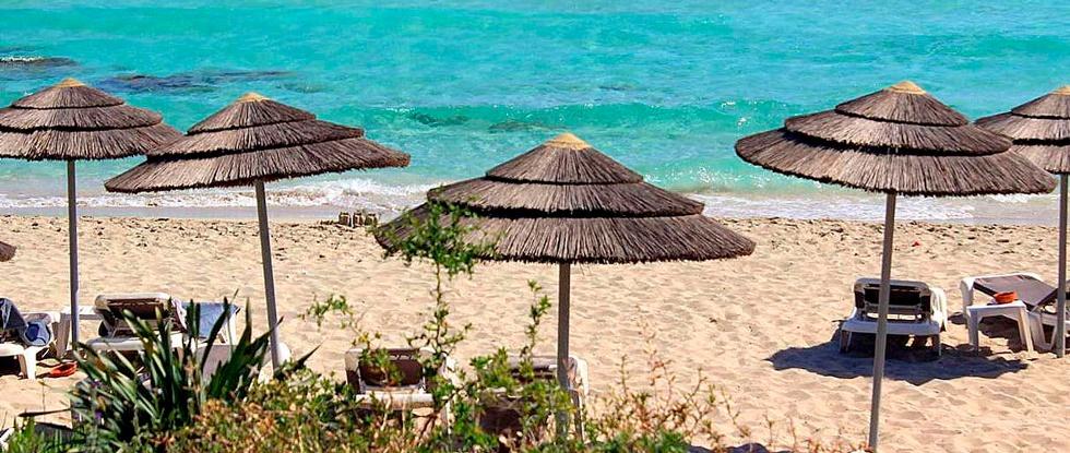 Пляж в Айя-Напе