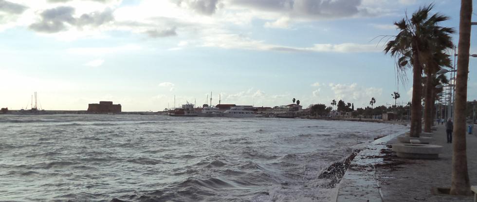 Кипр в январе