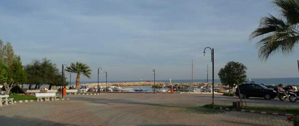 Кипр-январь