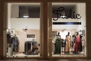 Frolic boutique