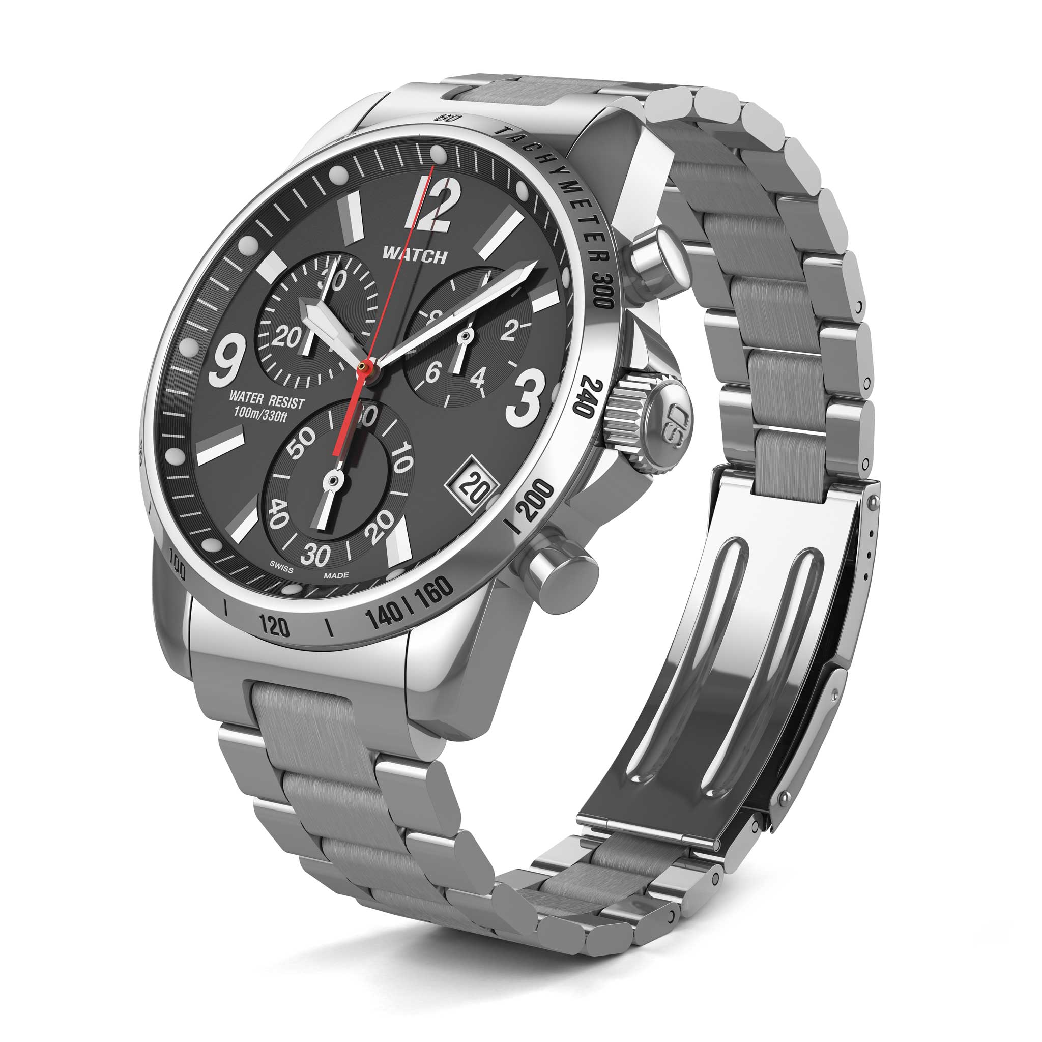How To Choose A Man's Wristwatch?