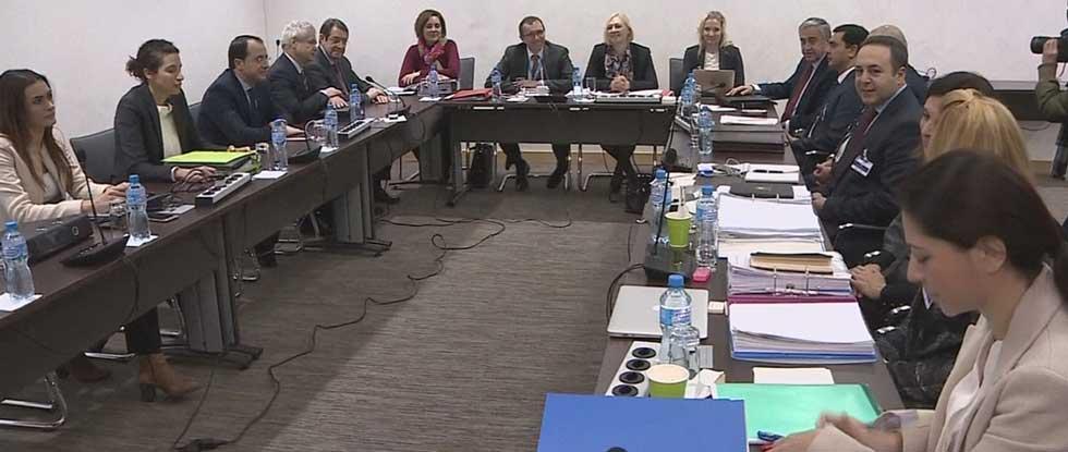 Переговоры по Кипру