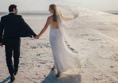 Elena Strongyliotou: дизайнерские свадебные и вечерние платья