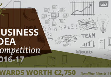 The Business Idea Competition 2016-17