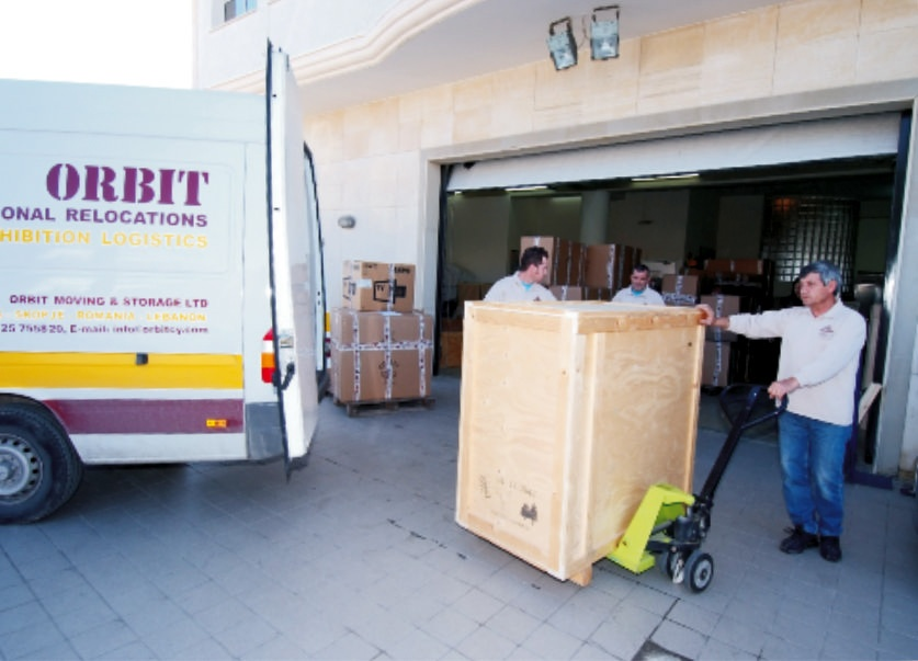 Orbit moving storage ltd international relocations and for Good greek moving and storage