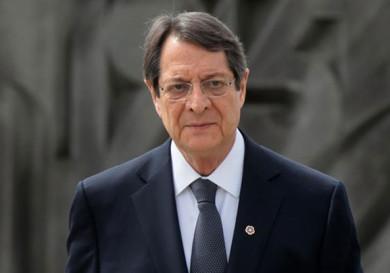 Никос Анастасиадис