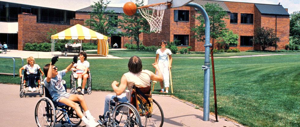 Люди с ограниченными физическими возможностями