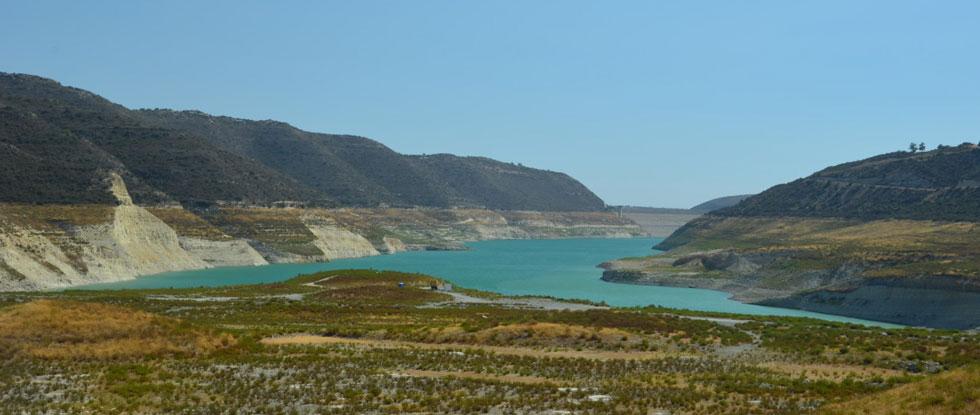Водохранилище Курис