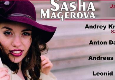 Sasha Magerova