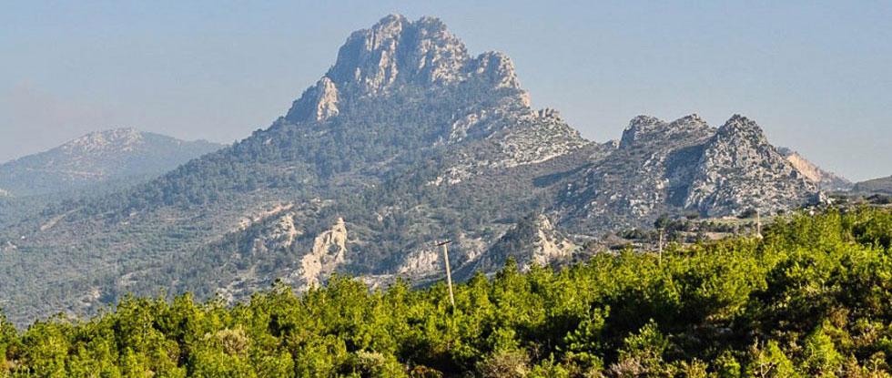 Горы Кирении