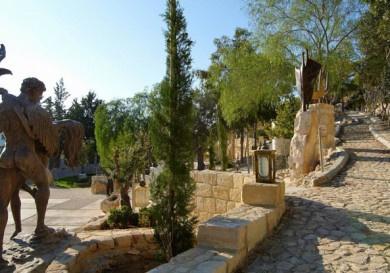Лимассольский парк скульптур