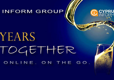 5 years together - Cypru Inform Group