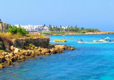 Кипр в апреле