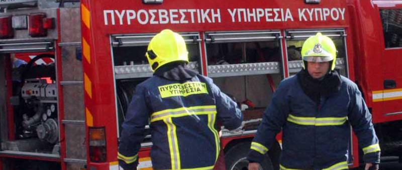 Взрыв в Лимассоле