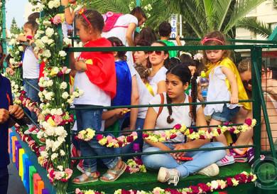 Flower Festival Limassol Cypru