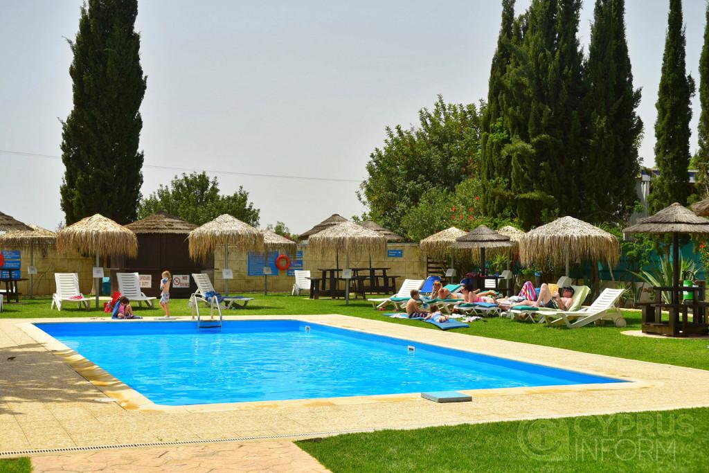 Mazotos Camel Park
