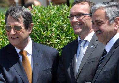 Переговоры по объединению Кипра