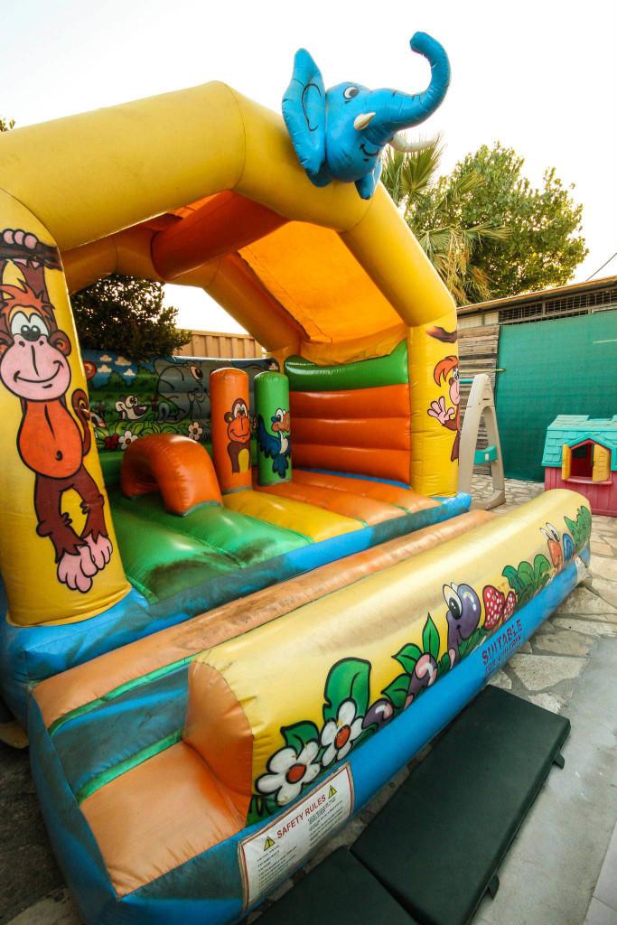 Il Cavaliere Italian Ristorante - детская игровая площадка