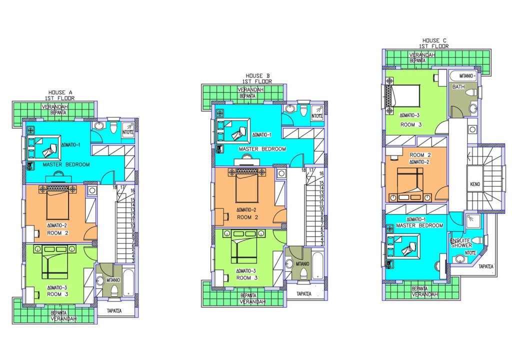 DM Properties Palodia Hills House
