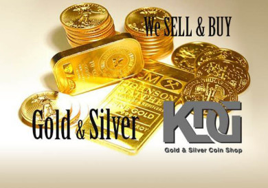 KDG Gold & Silver Coin Shop Cyprus