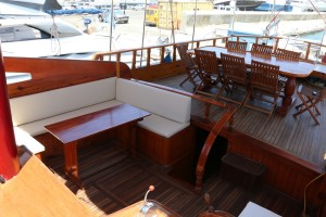 Panormitis Sailing