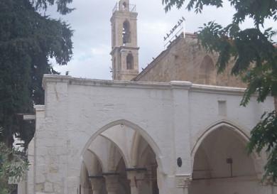 Армянская церковь на Кипре
