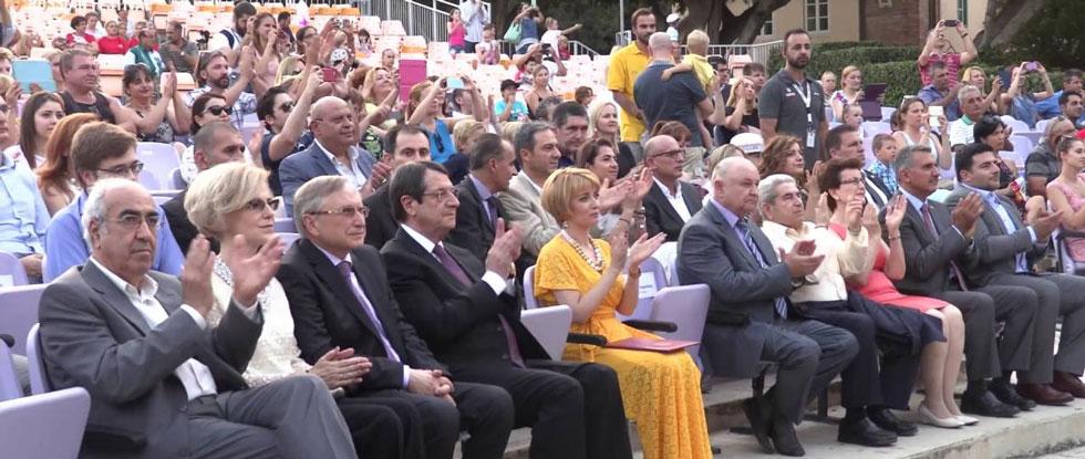 XII Кипрско-российский фестиваль