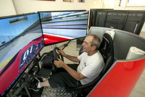 Cyber Racing Center
